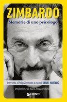 Omslag Zimbardo. Memorie di uno psicologo