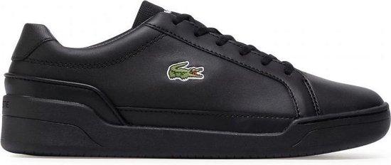 Lacoste Challenge 0120 2 SMA Heren Sneakers - Black - Maat 46