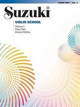 Suzuki Violin School 2 - Piano Acc. (Revised)
