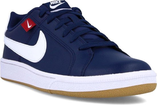 Nike Court Royale Sneakers - Maat 40 - Mannen - donker blauw/wit