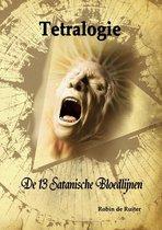 De 13 Satanische Bloedlijnen (Tetralogie)