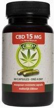 Jacob Hooy CBD Capsules 15 mg 60 capsules