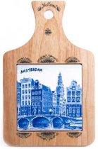 Matix - Kaasplankje - Amsterdams delftsblauw