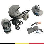 P'tit Chou Trento Sport  Kinderwagen - Buggy - Autostoel  Stof - Bouclé