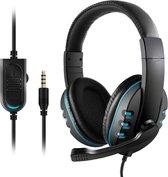 Gaming Headset PS4 | Headset met Microfoon voor PS4, XBOX ONE, Nintendo Switch en PC