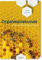 Boek cover Organisatiekunde van Guido Cuyvers