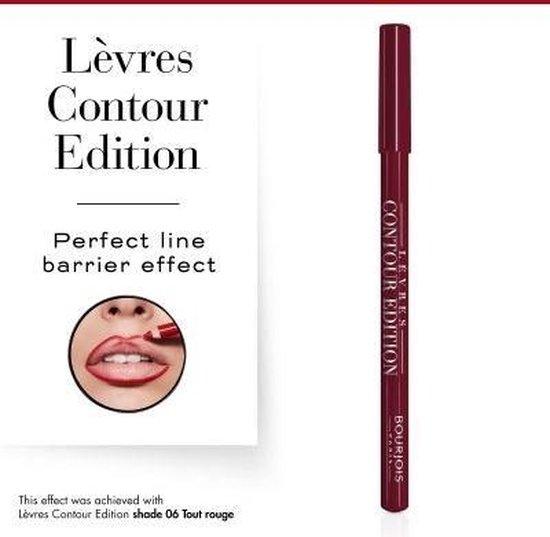 Bourjois Levres Contour Edition New Lippenpotlood - 09 Plump It Up