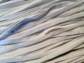 162 METER wit 4.5mm Elastiek voor het maken van maskers