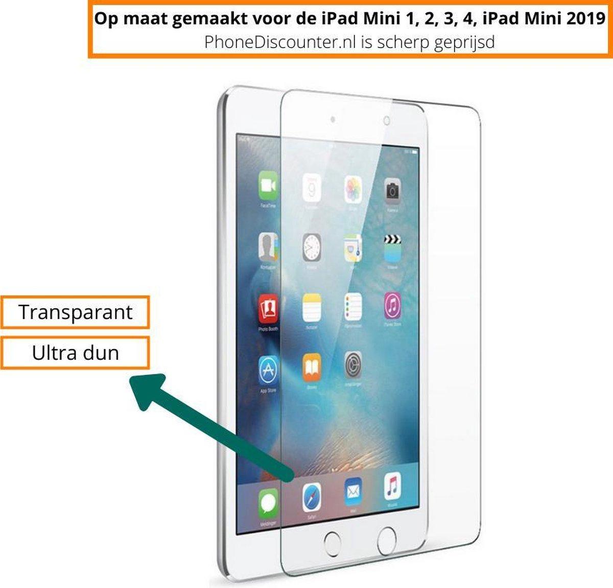 ipad mini 3 tempered glass   iPad Mini 3 full screenprotector   iPad Mini 3 screen protector   screenprotector ipad mini 3 apple   Apple iPad Mini 3 glasplaat kopen