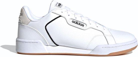 adidas Sneakers - Maat 44 2/3 - Mannen - wit,zwart