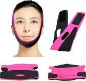Facelift band voor de kin - Afslank band - Korean skincare - Onderkin en kaaklijn - Lifting mask