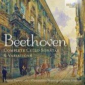 Beethoven: Complete Cello Sonatas & Variations