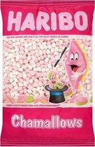 Haribo roze-witte mini marshmallows 1kg