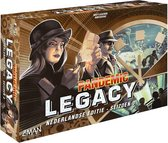Pandemic Legacy: Seizoen 0 - Bordspel