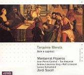 Merula: Arie e capricci / Figueras, Savall, Lawrence King, et al