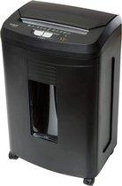 Genie 110 AFX papierversnipperaar met automatische invoer tot 100 vellen, snippers - shredder (veiligheidsniveau P-4), incl. prullenbak
