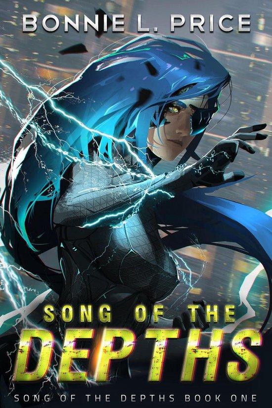 Boek cover Song of the Depths van Bonnie L. Price (Onbekend)