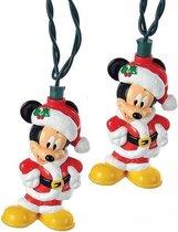 Disney MIckey Mouse Christmas Light Set 10 stuks