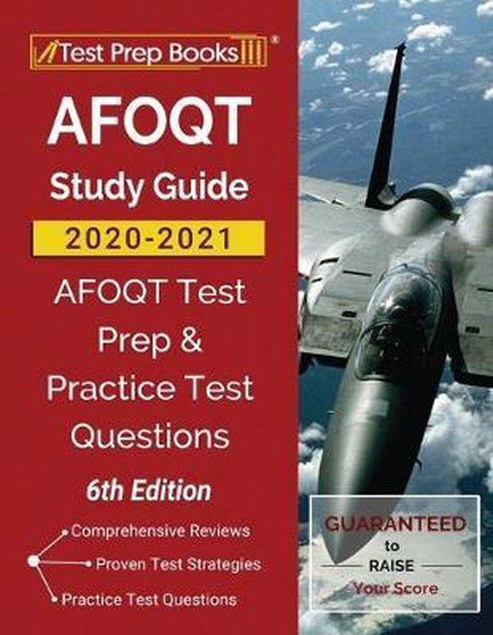 AFOQT Study Guide 2020-2021