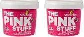 Stardrops The Pink Stuff Het Wonder Schoonmaakmiddel Allesreiniger - 2 pack - 500 gram