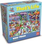 That's Life Outer Space Puzzel 1000 stukjes