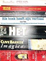 Elk boek heeft zijn verhaal