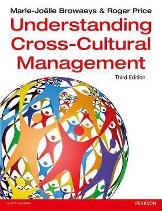 Boek cover Understanding Cross-Cultural Management 3rd edn van Marie-Joelle Browaeys (Paperback)