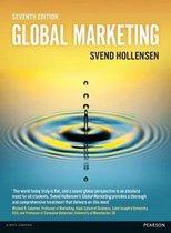 Boek cover Global Marketing van Svend Hollensen (Paperback)