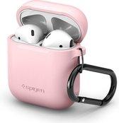 Spigen Silicone Case voor Apple AirPods - Roze