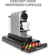 Gadgy Capsulehouder Nespresso – Cuphouder met lade – Geschikt voor 50 cups