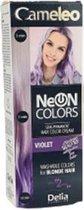 Cameleo Haarkleur Creme - Paars / Violet - 1 tot 2 weken kleuring