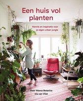 Een huis vol planten - Kennis en inspiratie voor je eigen urban jungle door Mama Botanica