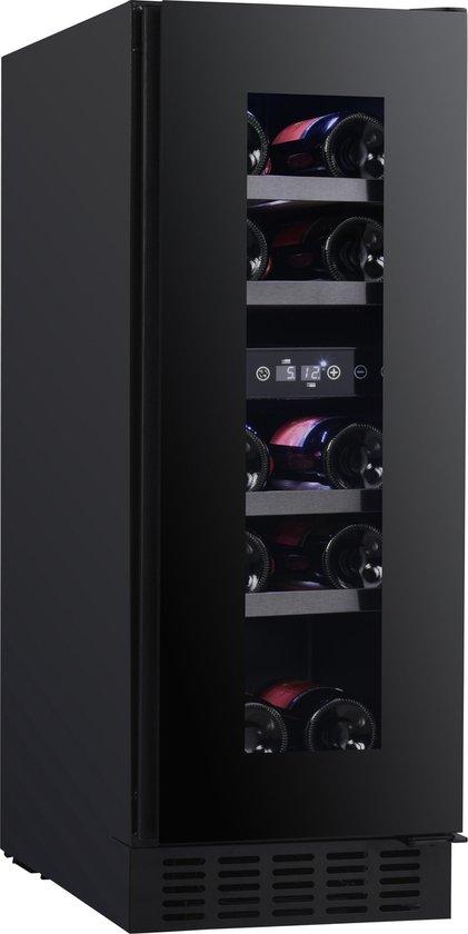 Koelkast: Temptech SOM30DES -  Wijnkoelkast - 17 flessen, van het merk Temptech