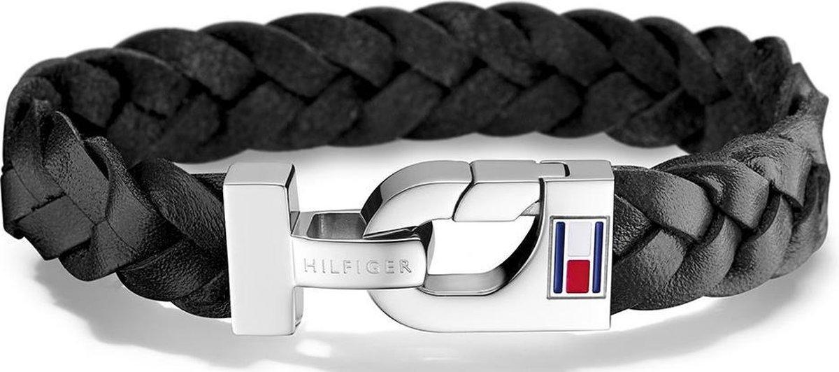 Tommy Hilfiger Armband  TJ2700872 - zwart - 20 cm