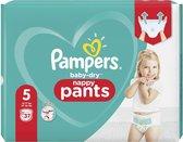 PAMPERS BABY DRY NAPPY PANTS VP - MAAT 5 - 37 Stuks