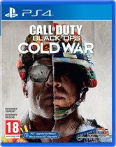 Cover van de game Call of Duty: Black Ops Cold War - PS4