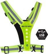 Bee Seen – Lime Harness USB - Verlichting - Led Ha