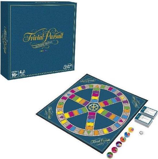 Trivial Pursuit Classic - Bordspel