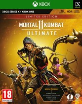 Mortal Kombat 11 Ultimate - Limited Edition - Xbox One & Xbox Series X