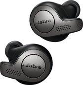 Jabra Elite 65t - Volledig draadloze oordopjes - Titanium/Zwart