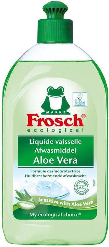 Frosch Detergent 0.5l Aloe Vera Ecolabel 714578