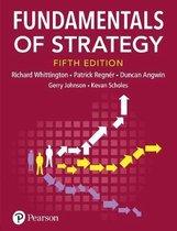 Fundamentals of Strategy