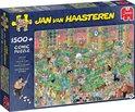 Jan van Haasteren Krijt op Tijd! Puzzel - 1500 stukjes