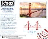 K'NEX Architecture - Golden Gate Bridge Bouwset