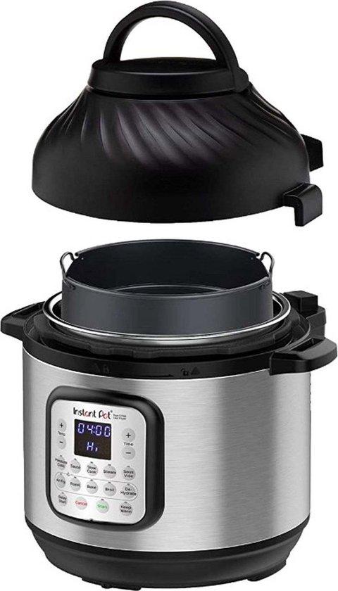 Instant Pot 8L Duo Crisp multicooker met airfryer