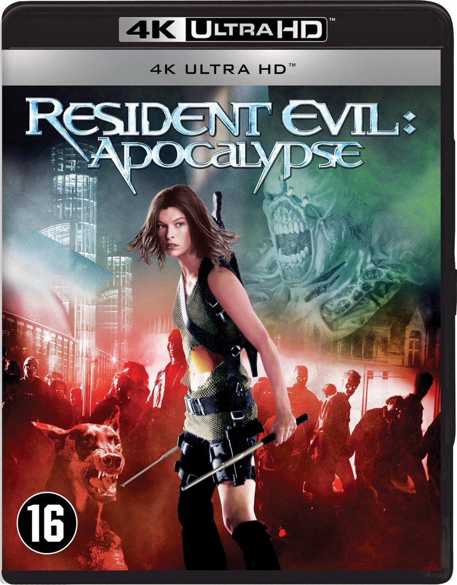 Resident Evil: Apocalypse (4K Ultra HD Blu-ray)-