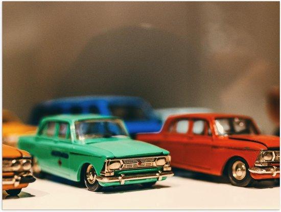 Gekleurde Autos