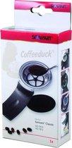 Scanpart -  Coffeeduck: Hervulbare padhouder voor Senseo Classic