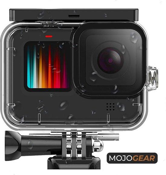 Waterdichte behuizing voor GoPro Hero 9 & GoPro Hero 10 - waterproof tot 50 meter - beschermende case