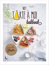 Boek cover Het Tarte à Moi Bakboek van Tarte À Moi (Hardcover)